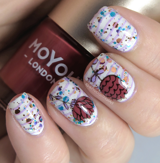 Spring Floral Stamping with Emily de Molly and MoYou London