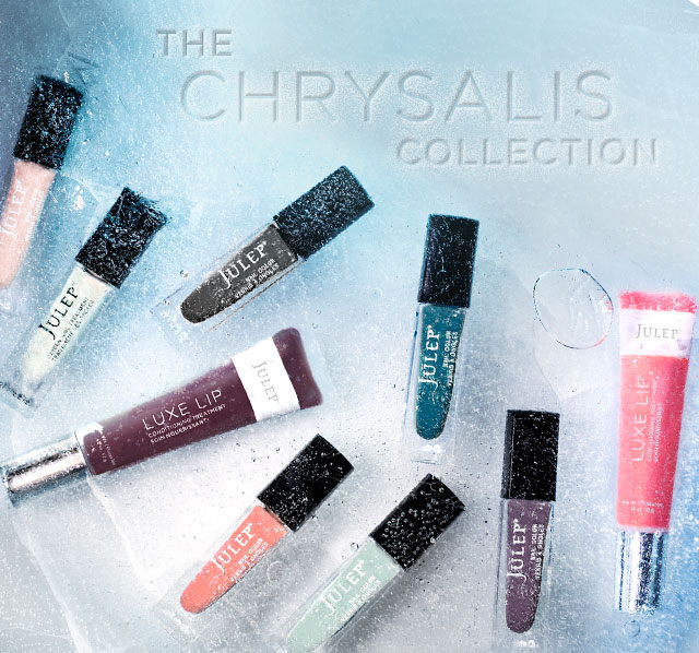 Cover image for the Julep Chrysalis Collection for January 2015