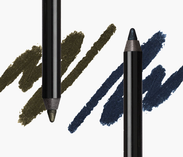 Julep Gel Eye Gliders are now in Olive and Navy