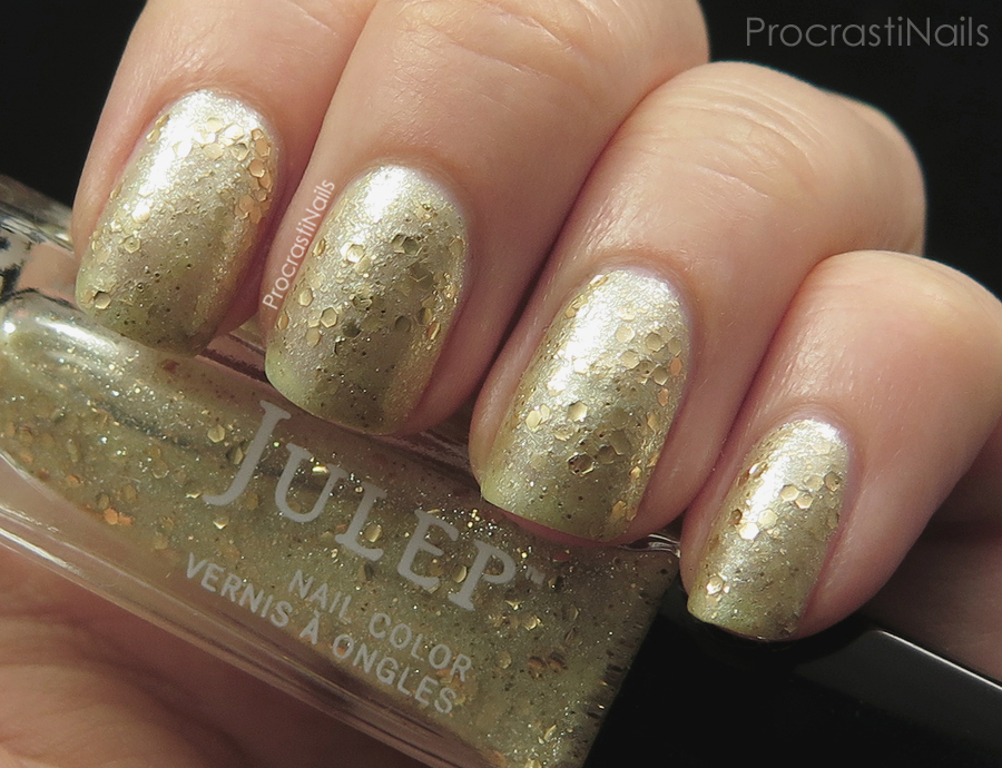 Swatch of Julep Vivien from the February 2015 Julep Maven Box