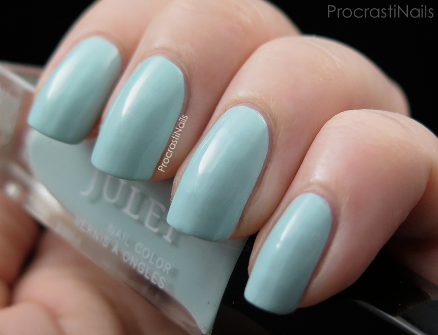 Swatch of Julep Shelly from the January 2015 Julep Maven Box