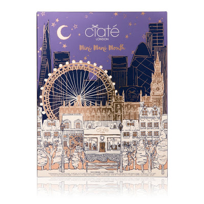 Ciaté London 2016 Mini Mani Month Advent Calendar