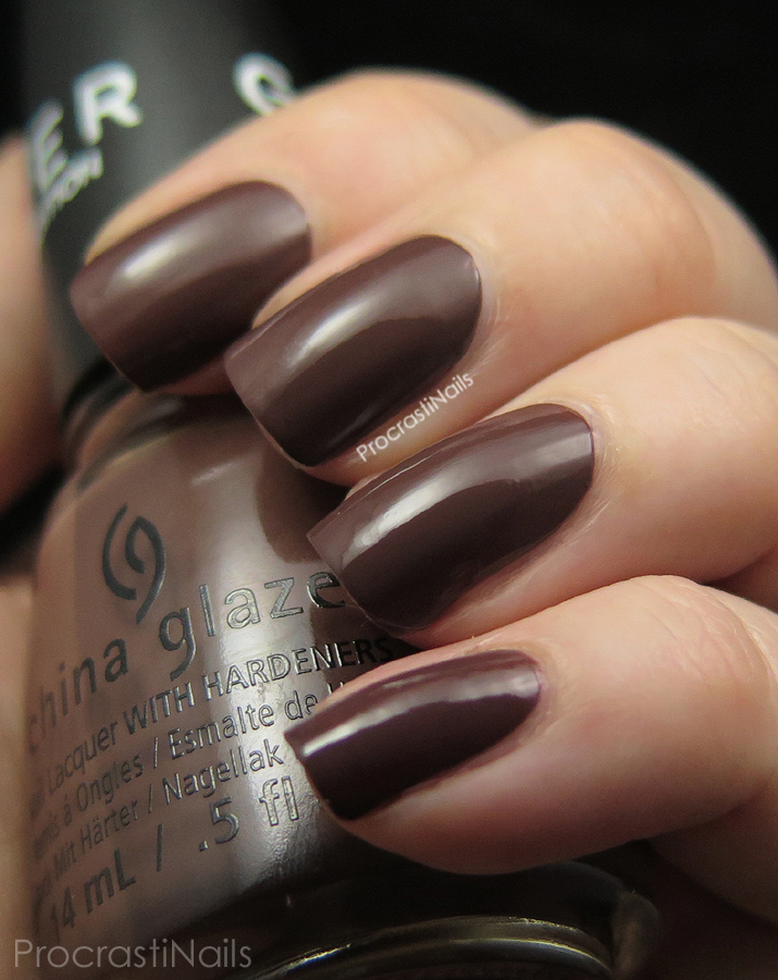 Swatch of China Glaze Community from the Limited Edition The Giver Collection