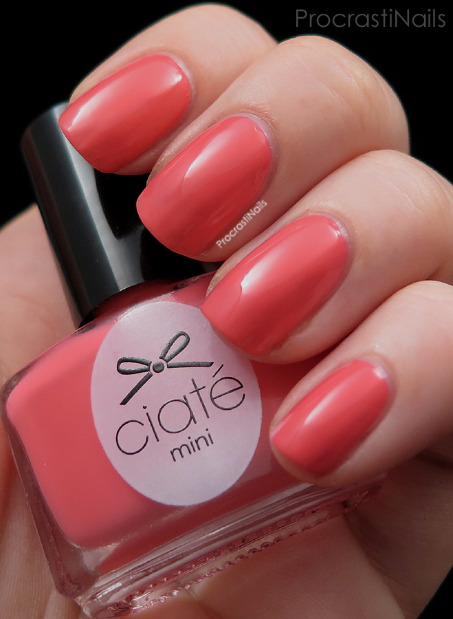 Swatch of Ciate Kiss Chase