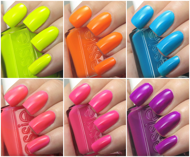 Essie 2016 Neons Collection